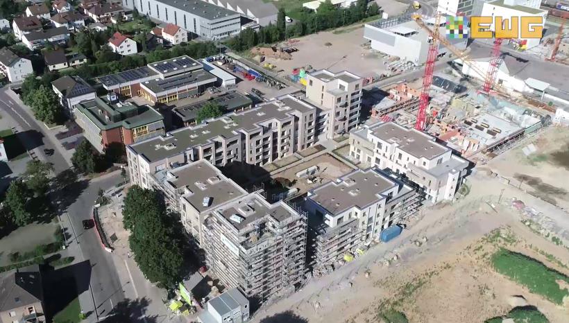 Video zum BahnStadt-Carré